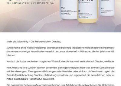OLAPLEX-Behandlung in Nürnberg